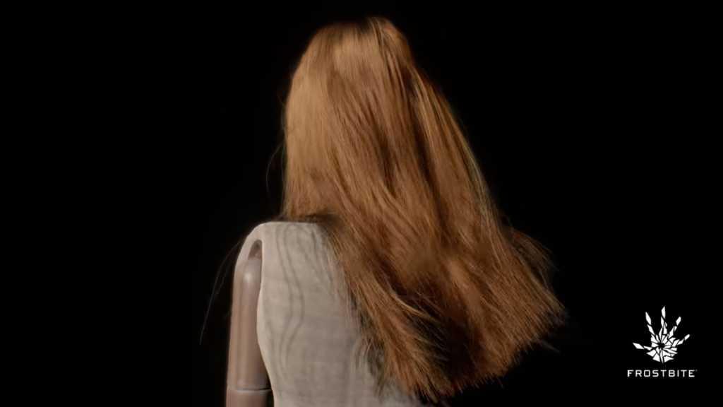 Frostbite Hair