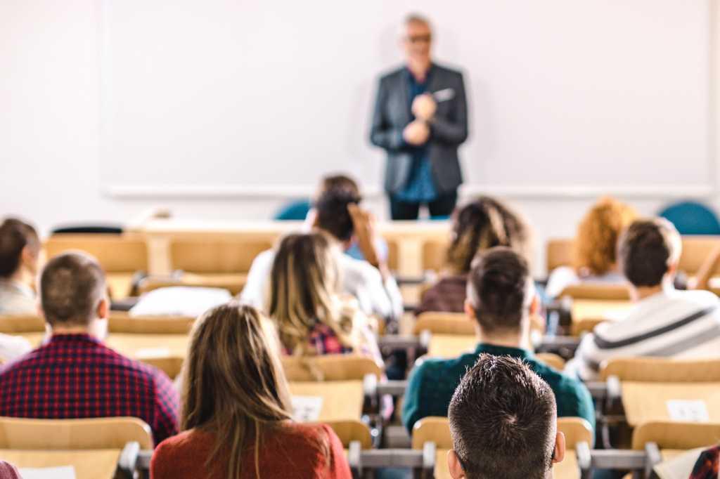 security school education classroom by skynesher getty