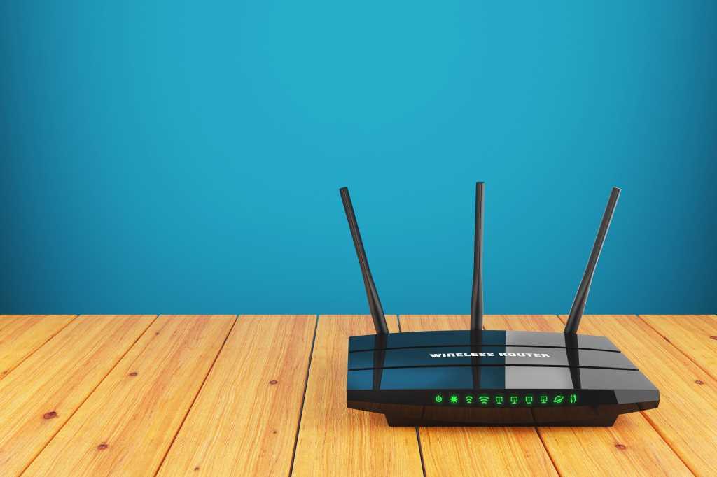 shutterstock 361393196 wifi router