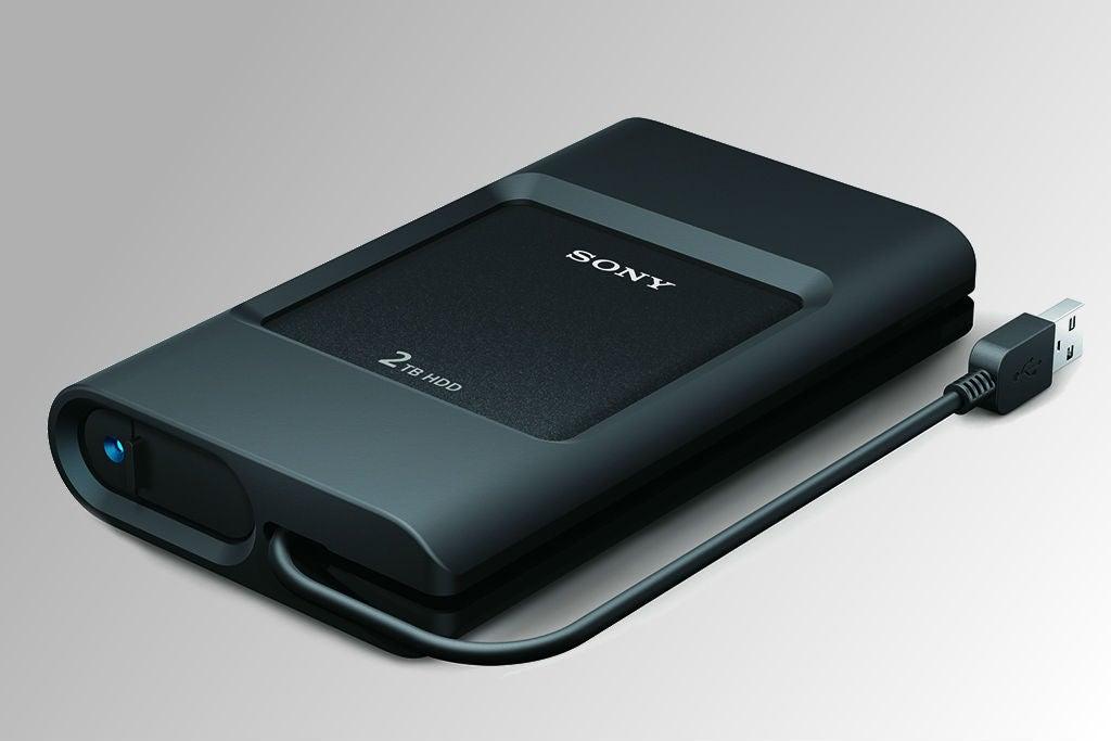 sony psz hc1t external hard drive