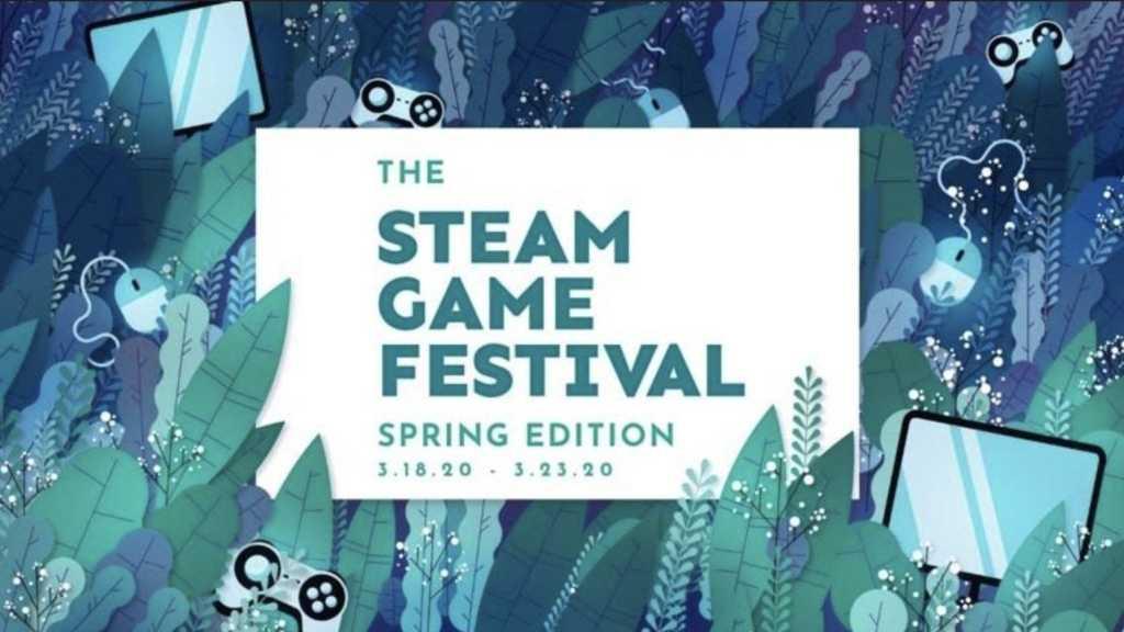 Steam - Spring Game Festival