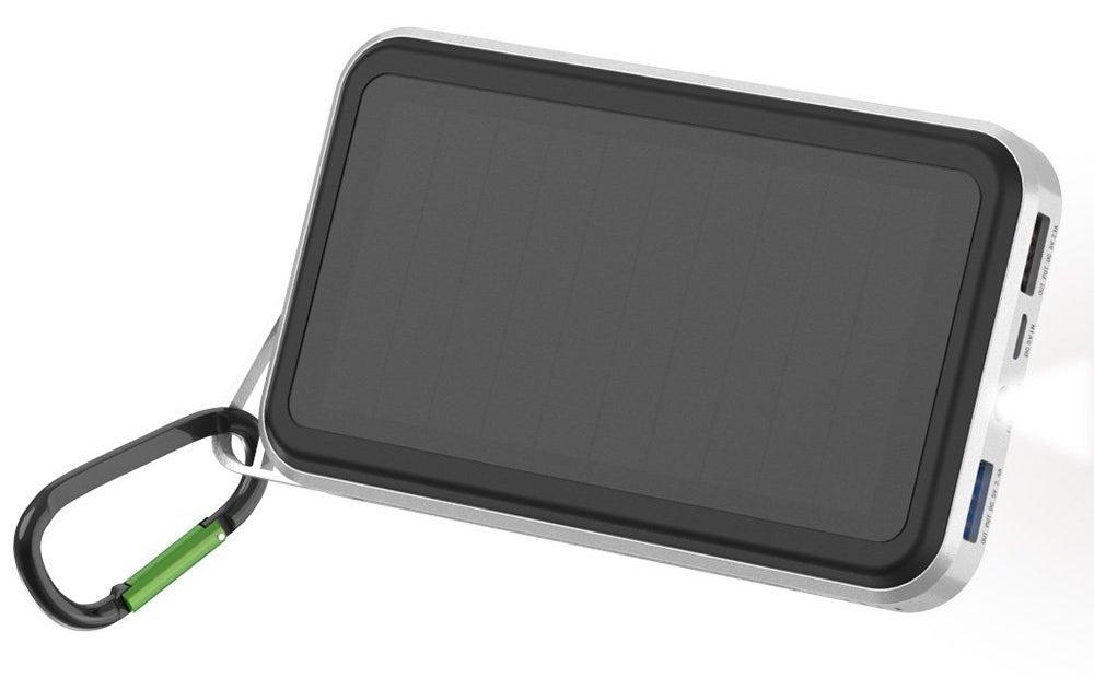 sunpower solar charger