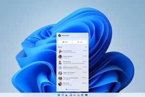 How to set up and use Teams Chat in Windows 11