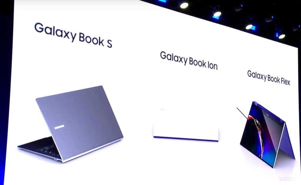 samsung galaxy book flex ion