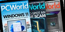 Recent cover images of Macworld Digital Magazine