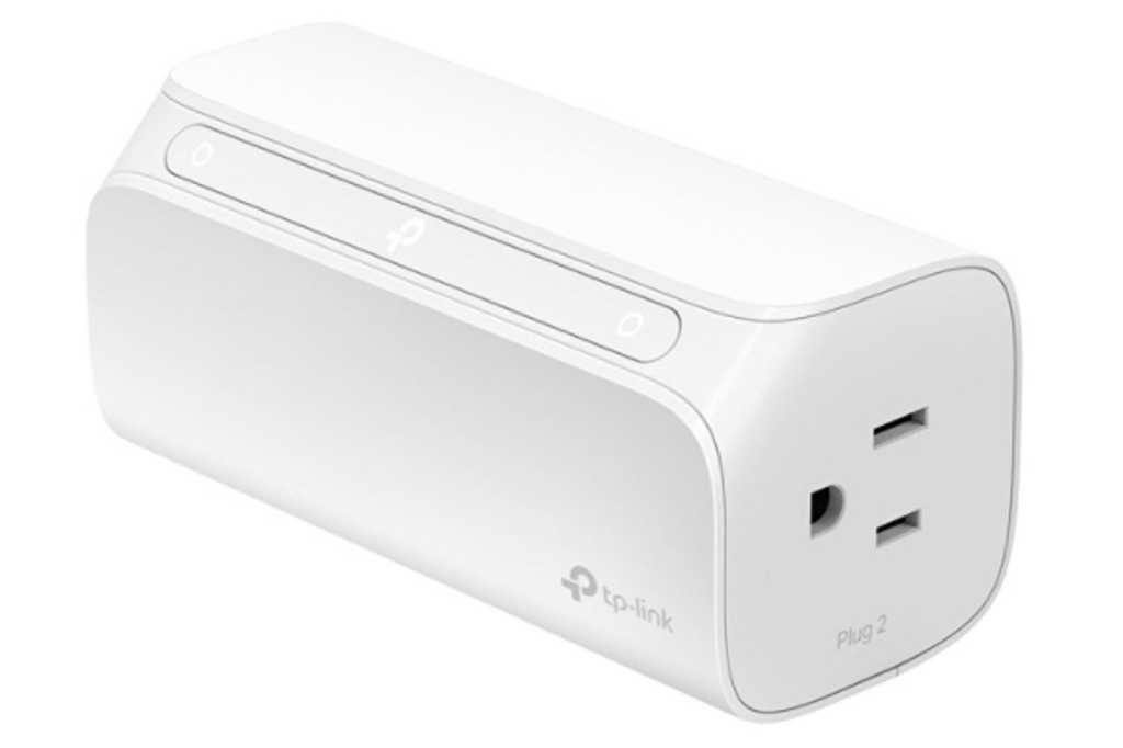 tp links kasa two outlet smart wi fi plug