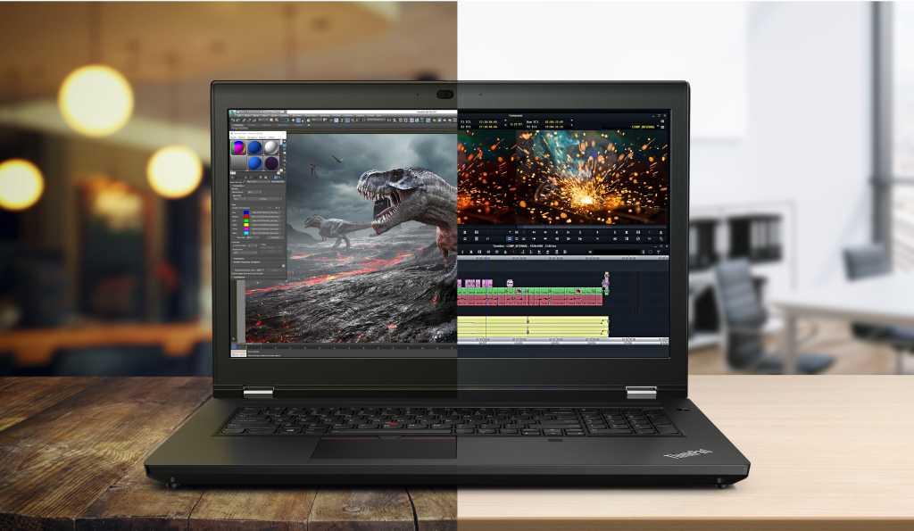 Lenovo ThinkPad P17 primary