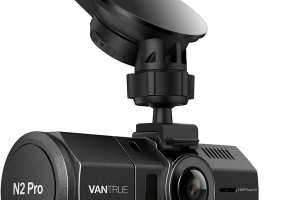 The Vantrue N2 Pro dash cam is back to $120 today, its lowest price