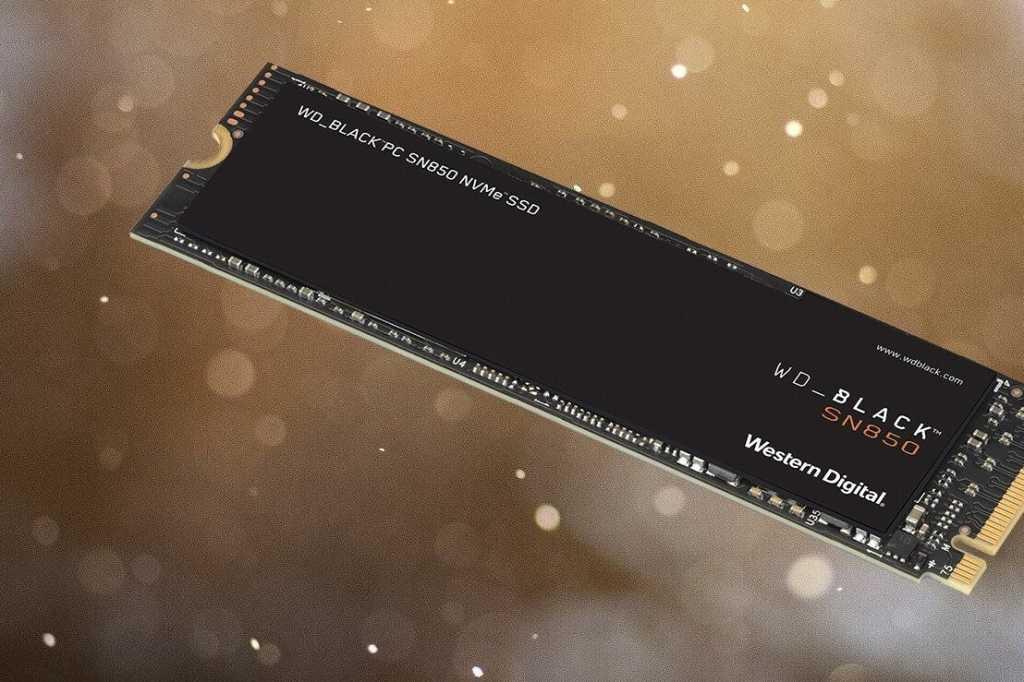 wd black sn850 nvme ssd primary