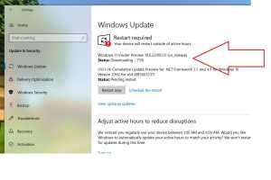 How to get the Windows 11 beta