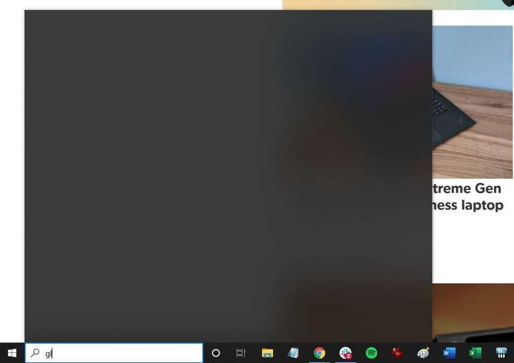windows search redux
