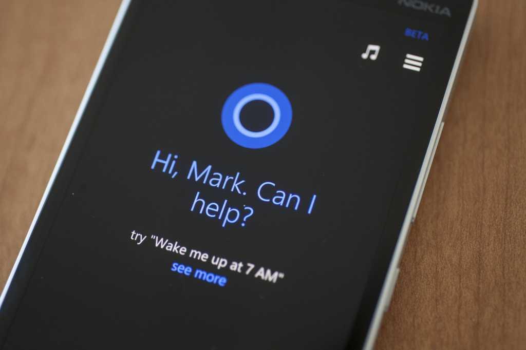 windows phone 81 cortana main screen nokia lumia icon april 2014
