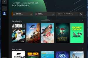 Xbox cloud gaming finally arrives in Windows