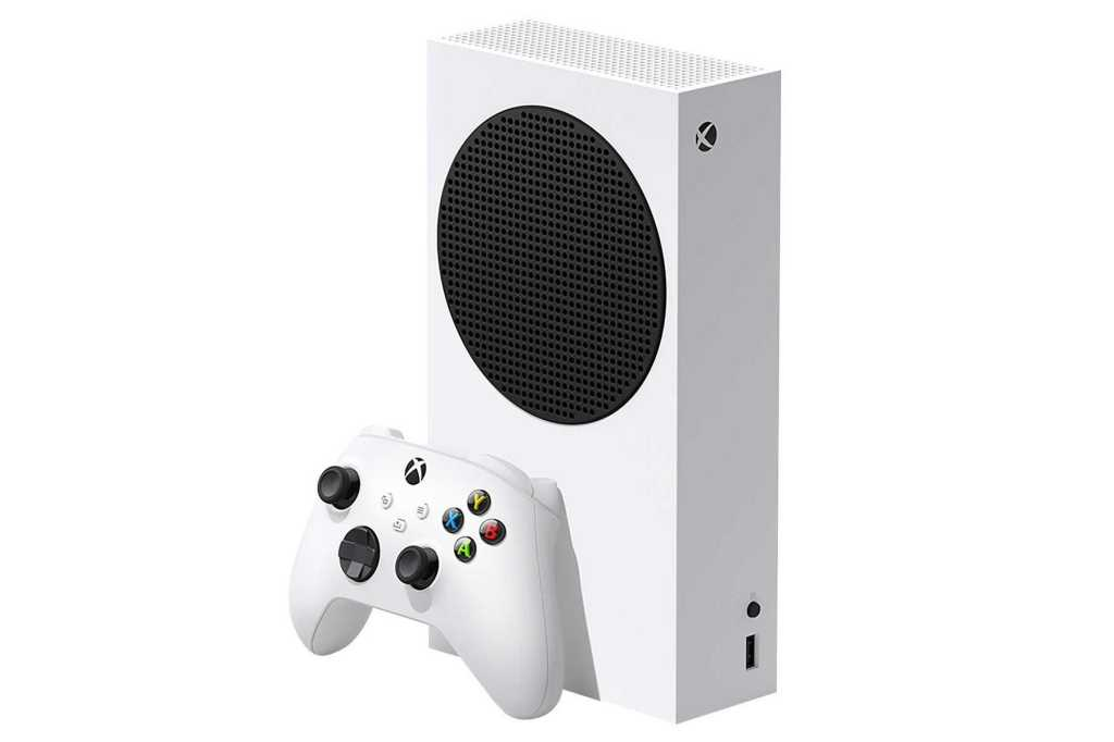 xbox series s with one controller