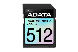 Adata's first SD Express card is faster than an SSD