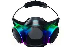 Meet Zephyr: Razer's crazy RGB N95 mask gets real