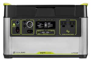Goal Zero Yeti 1000X Portable Power Station review: Expandable back up power, at a premium