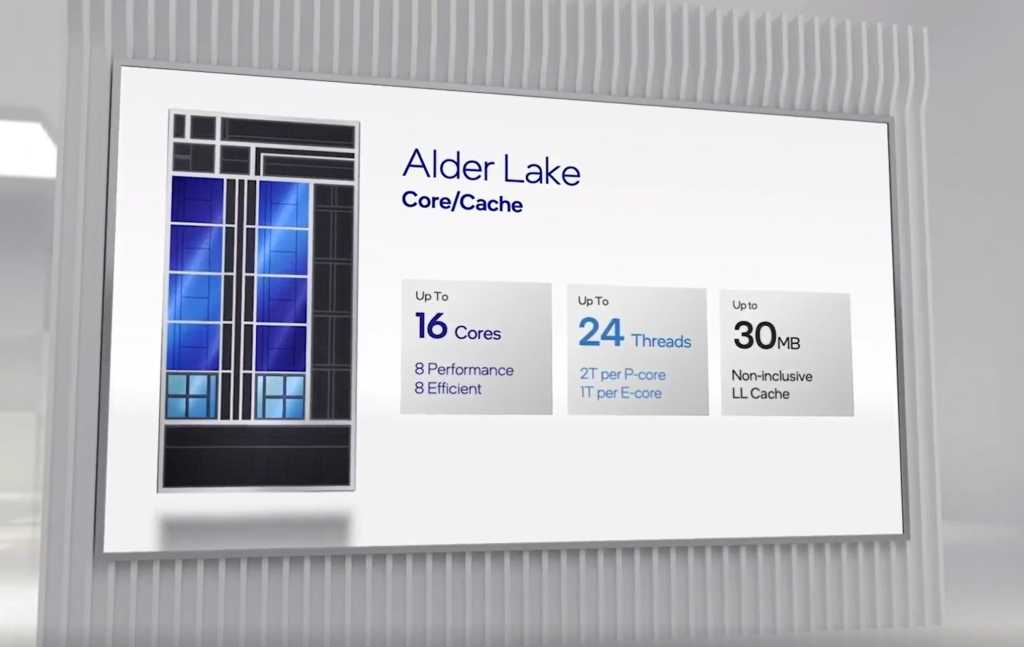 Intel Alder Lake to offer a non-hybrid version and AVX512, too thumbnail