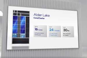 Intel hybrid Alder Lake to offer a non-hybrid version and confirms AVX512 is indeed dead (for now)