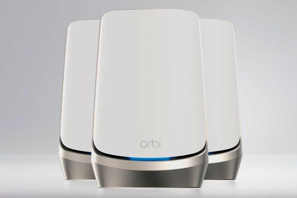 Netgear reveals the world's first quad-band Wi-Fi 6E router thumbnail
