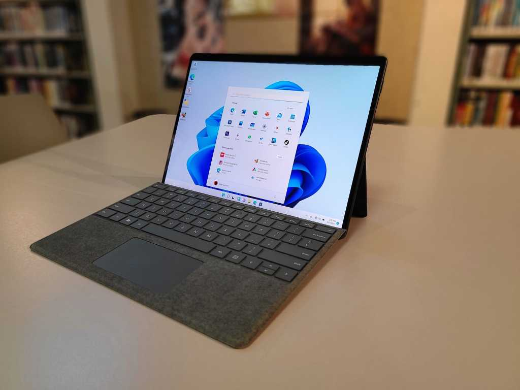 Microsoft Surface Pro 8 review: A superior Windows 11 tablet thumbnail